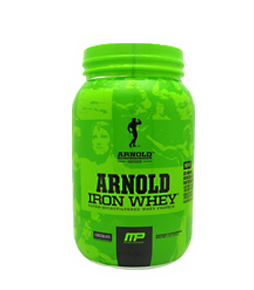 Iron Whey Arnold Series 908 г
