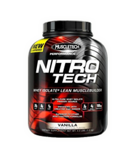 Nitro-Tech Performance