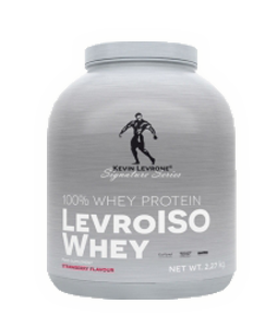 LevroISO Whey - 2270 г (Kevin Levrone)