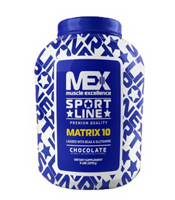 MATRIX 10 Mex Nutrition 2270 гр.