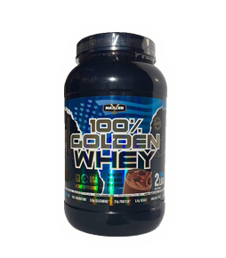 100% Golden Whey- 908 г (Maxler)