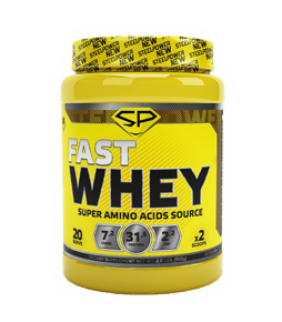 Fast Whey 900 гр | Steel Power
