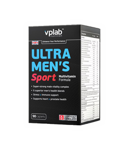 Ultra men's Sport 90 таб