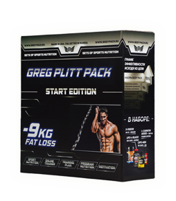Набор Greg Plitt Pack