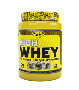 High Whey Protein (Steel Power) 900гр