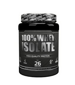 100% Whey Isolate 900 гр | Steel Power