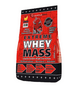 Extreme Whey Mass 6800 гр | SUPPLEMAX