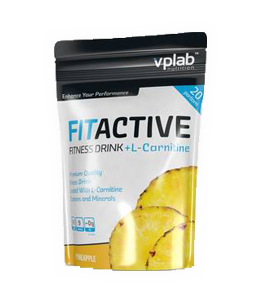 Fit Active + L-Carnitine 500 гр | VP Laboratory