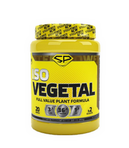 Iso Vegetal 900g | Steel Power