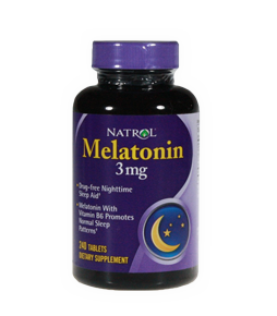 Melatonin 3 мг 240 таб | Natrol
