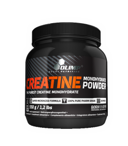 Creatine Powder 550g гр | Olimp Nutrition