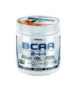 PRO BCAA (2-1-1) 200гр | King Protein