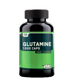 Glutamine 1000 Caps 60капс | Optimum-Nutrition