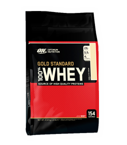 100% Whey Gold Standard 4540гр | Optimum Nutrition