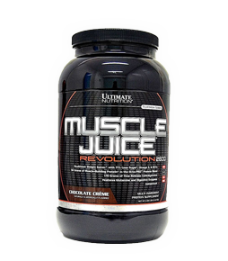 Muscle Juice Revolution 2120гр | Ultimate Nutrition