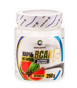 100% Instantized BCAA 250гр | Good Supps