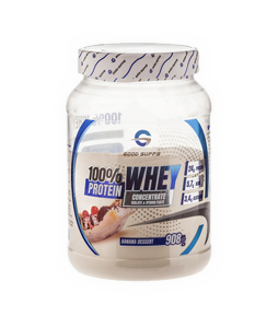 100% Whey protein 908 г | Good Supps