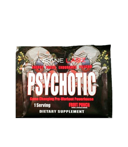 Пробник Psychotic 6g | Insane Labz