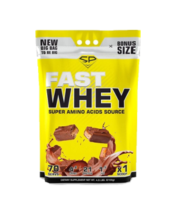 Fast Whey 2100g | Steel Power