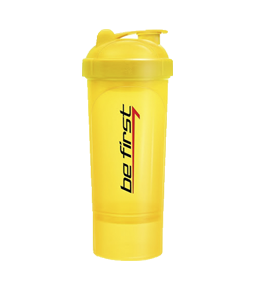Шейкер BeFirst 350ml yellow