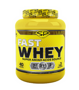 Fast Whey 1800 гр | Steel Power