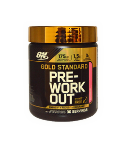 Gold Standard PRE-Workout 300 гр | Optimum Nutrition