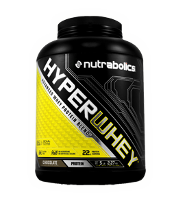 HyperWhey 2270 гр | Nutrabolics