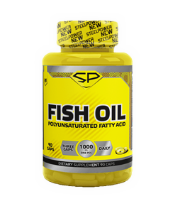 Fish Oil 90 caps | Steel Power